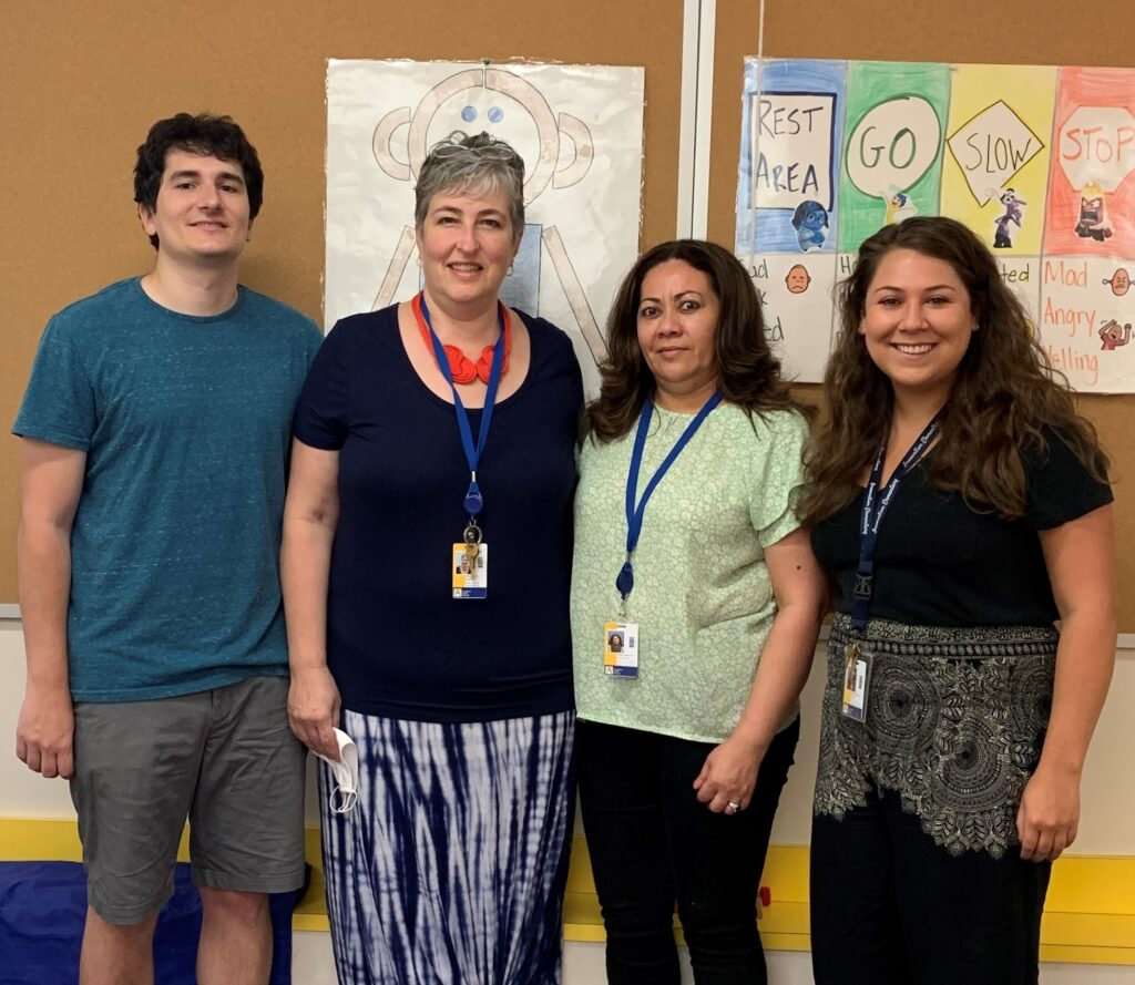 picture of Innovation's Pre-K teachers for SY21-22