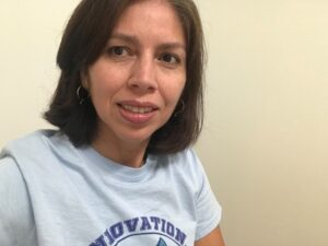 picture of Innovation's bilingual family resource assistant for SY21-22